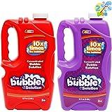 JOYIN 2 Pcs Bubble Solution Refill 946ml (0.95L) for Bubble Machine, Bubble Gun, Party Favour, Bubble Summer Toy, Easter