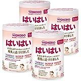 和光堂 レーベンスミルク はいはい 粉ミルク [0ヶ月から1歳頃] 810g×4缶