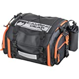タナックス(TANAX) MOTOFIZZ ミニフィールドシートバッグ (アクティブオレンジ) 容量 19-27L MFK-251