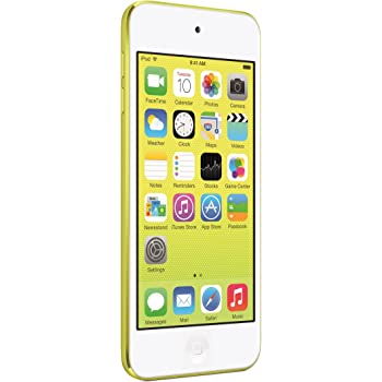 Apple iPod touch 16GB 第5世代 イエロー MGG12J/A