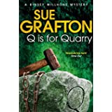 Q is for Quarry: A Kinsey Millhone Novel 17