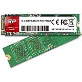 シリコンパワー SSD M.2 2280 3D TLC NAND採用 256GB SATA III 6Gbps 3年保証 A55シリーズ SP256GBSS3A55M28