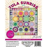 Paper Pieces TULASUN-COMP Tula Sunrise Complete Pattern Pack English, None