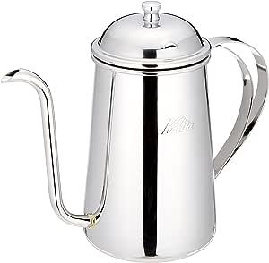 カリタ Kalita コーヒーポット ステンレス製 細口 1.2L #52047