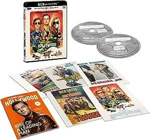 ワンス・アポン・ア・タイム・イン・ハリウッド 4K ULTRA HD & ブルーレイセット(初回生産限定) [4K ULTRA HD + Blu-ray]