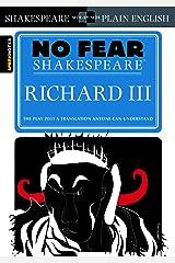 Richard III (No Fear Shakespeare) Kindle Edition
