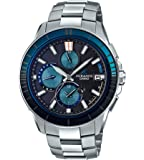 [カシオ] 腕時計 オシアナス Manta Bluetooth 搭載 電波ソーラー OCW-S4000D-1AJF メンズ シルバー