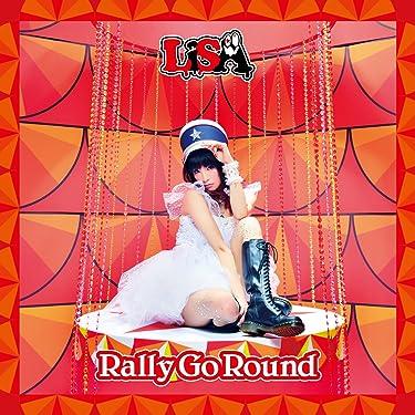 LiSA iPad壁紙 or ランドスケープ用スマホ壁紙(1:1)-1 - Rally Go Round