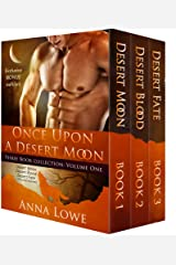 Once Upon a Desert Moon: Three Book Collection - Volume 1 (The Wolves of Twin Moon Ranch) Kindle Edition