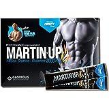 グロリアス製薬 MARTIN-UP マーチンアップ HMB サプリ クレアチン EAA アミノ酸 朝倉未来監修 単品