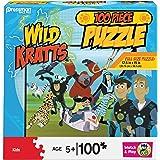 PBS Kids, Wild Kratts 100 Piece Puzzle