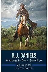 Ambush before Sunrise (Cardwell Ranch: Montana Legacy) Kindle Edition