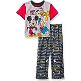 Disney Boys' Mickey Mouse 2-Piece Pajama Set