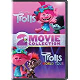 Trolls / Trolls World Tour 2-Movie Collection - DVD