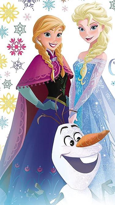 ディズニー  iPhone/Androidスマホ壁紙(540×960)-1 - 『アナと雪の女王』オラフ,アナ,エルサ
