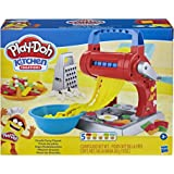 Play-Doh Kitchen Creations Noodle Party Playset for Kids 3 Years and Up with 5 Non-Toxic Play-Doh Colors