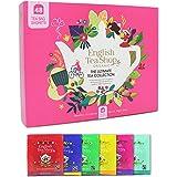 English Tea Shop Gift PackThe Ultimate Tea Collection Pink 48 Sachets