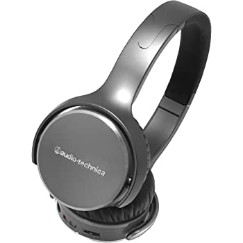 audio-technica SONICFUEL 密閉型オンイヤーヘッドホン アンプ内蔵 ポータブル ATH-OX7AMP