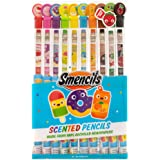 Scentco Graphite Smencils - HB #2 Scented Pencils, 10 Count