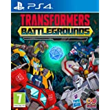Transformers Battlegrounds (PS4)