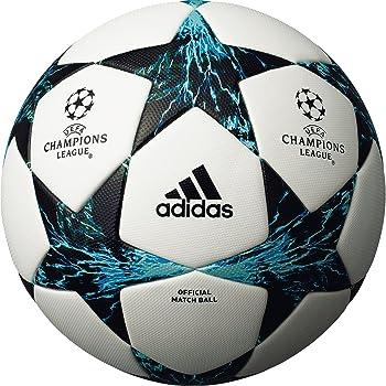 adidas(アディダス)サッカーボール 5号球 フィナーレ 17‐18 チャンピオンズリーズ 公式試合球 AF5400WA