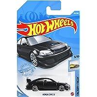 ホットウィール(Hot Wheels) ベーシックカー ホンダ シビック Si HCM46