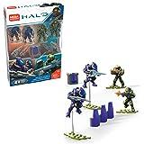 Mega Construx Halo Fireteam Spartan Vs Elites