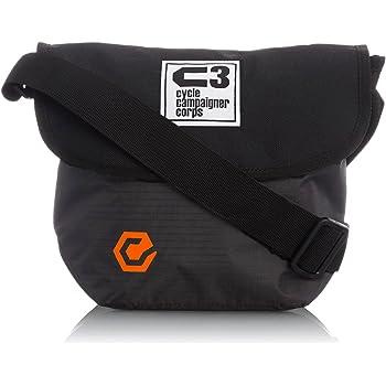 C3(サイクルキャンペイナーコープス) 自転車用フロントバッグ シースリーショルダーS
