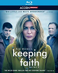 Keeping Faith: Series 2 [Blu-ray]