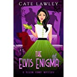 The Elvis Enigma: A Paranormal Cozy Mystery (Vegan Vamp Mysteries Book 3)