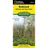 Redwood National and State Parks (National Geographic: Trails Illustrated Map #218): Trails Illustrated National Parks