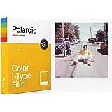 Polaroid インスタントフィルム 6000 Color Film for i-Type カラーフィルム 8枚入り 【国内正規品】 ホワイト