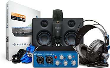 PreSonus DAWセット AudioBox 96 Studio Ultimate