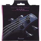 Ibanez アイバニーズ 4弦エレキベース用 ニッケルワウンド コーテッド弦 ライトトップ&ミディアムボトム IEBS4C