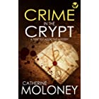 CRIME IN THE CRYPT a fiercely addictive mystery (Detective Markham Mystery and Suspense Book 14)