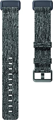 Fitbit CHARGE 3 BAND WOVEN, CHARCOAL, LARGE