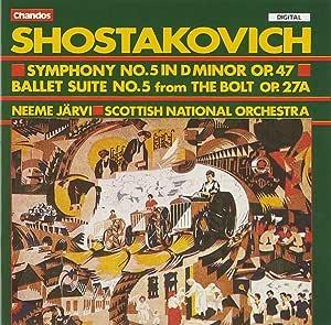 Symphony 5 / Ballet Suite 5