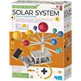 4M Green Science Rotating Solar System Kids Science Kit