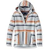 Pendleton Women's Surf Stripe Hooded Pullover