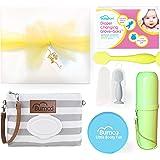 Gender Neutral Bum Box - Wrapped & Ready - Diaper Clutch, Diaper Cream Brush, More!