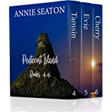 Pentecost Island : Books 4-6 (Pentecost Island Boxed Set Book 2)
