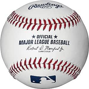 ローリングス (Rawlings) 硬式野球ボール MLB 公式試合球 ROMLB6