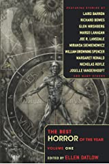 The Best Horror of the Year: Volume 1 Kindle Edition