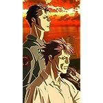 PSYCHO-PASSサイコパス iPhone8,7,6 Plus 壁紙(1242×2208) 須郷徹平(すごう てっぺい),征陸智己(まさおか ともみ)
