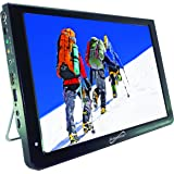 Supersonic SC-2812 Portable Widescreen LCD Display with Digital TV Tuner, USB/SD Inputs and AC/DC Compatible for RVs (12-inch