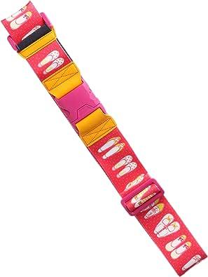 [バービー] スーツケースベルト 48867 6 cm