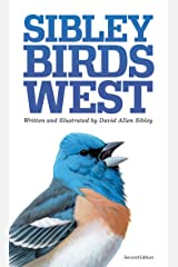 Sibley Field Guide to Birds of Western North America Paperback