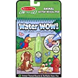 Melissa & Doug 5376 On The Go Water Wow! Water-Reveal Activity Pad - Animals,Green