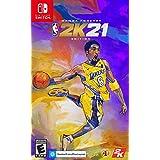 NBA 2K21 Mamba Forever Edition (輸入版:北米) – Switch