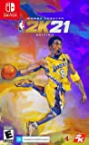 NBA 2K21 Mamba Forever Edition (輸入版:北米) – Switch